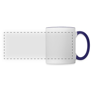 Bow tie for the cool guy - Panoramic Mug