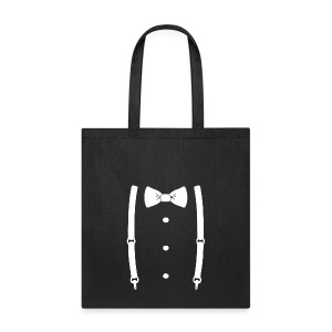 Bow tie for the cool guy - Tote Bag