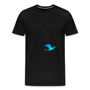 Dragon Rider Shirt (blue)