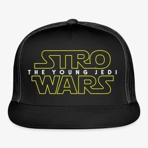 Stro Wars: The Young Jedi - Trucker Cap