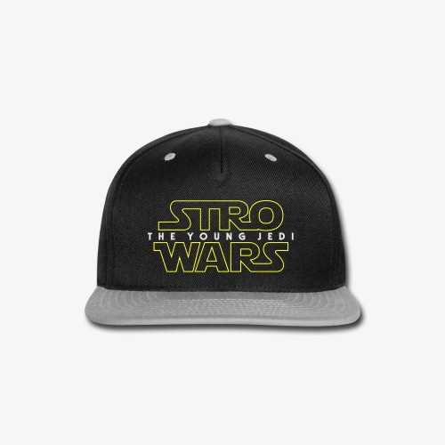 Stro Wars: The Young Jedi - Snap-back Baseball Cap