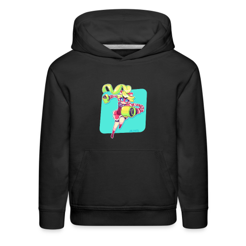 Ribbon Girl | Men's - Kids' Premium Hoodie
