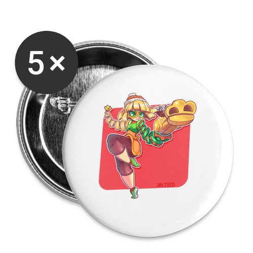 Minmin | Women's - Small Buttons