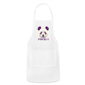 Violet Panda - Adjustable Apron
