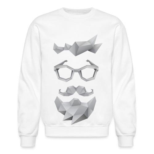Nerd X SwagTheBeard - Crewneck Sweatshirt