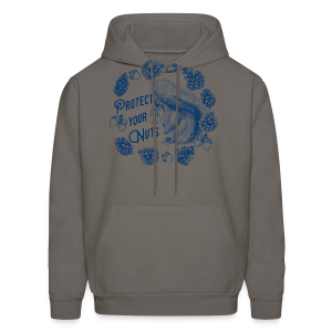 Protect Your Nuts - Men's Hoodie