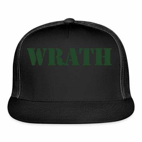 WRATH - Trucker Cap