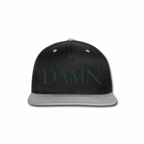 DAMN - Snap-back Baseball Cap