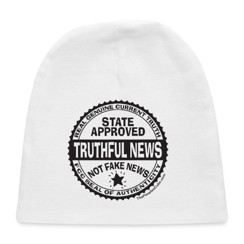 Truthful News FCC Seal - Baby Cap
