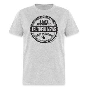 Truthful News FCC Seal - Men's T-Shirt