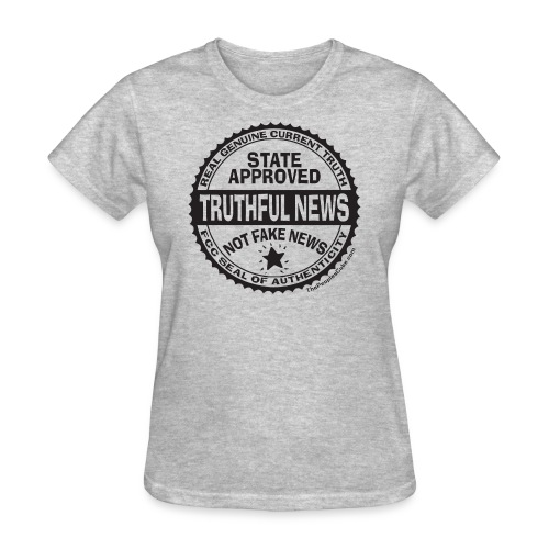 Truthful News FCC Seal - Women's T-Shirt