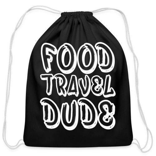 Bombing with FTD - Cotton Drawstring Bag