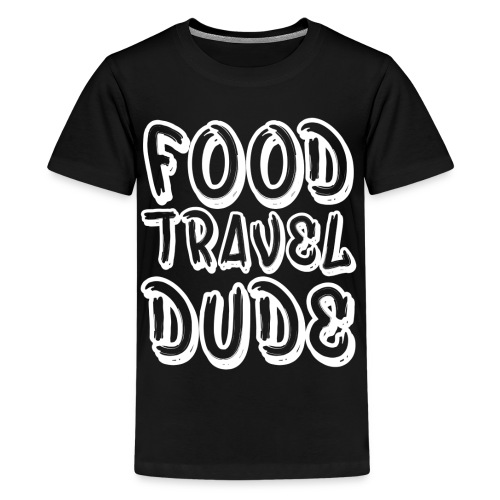 Bombing with FTD - Kids' Premium T-Shirt