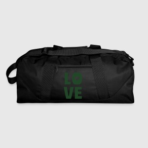 love (dh) T-Shirts - Duffel Bag