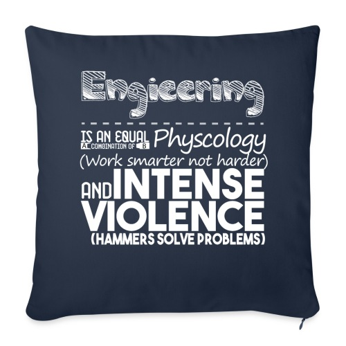 Engineering Discription - Throw Pillow Cover
