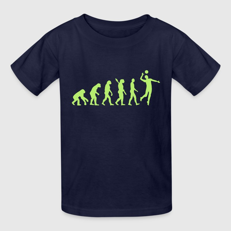 Evolution Volleyball Kids' Shirts - Kids' T-Shirt