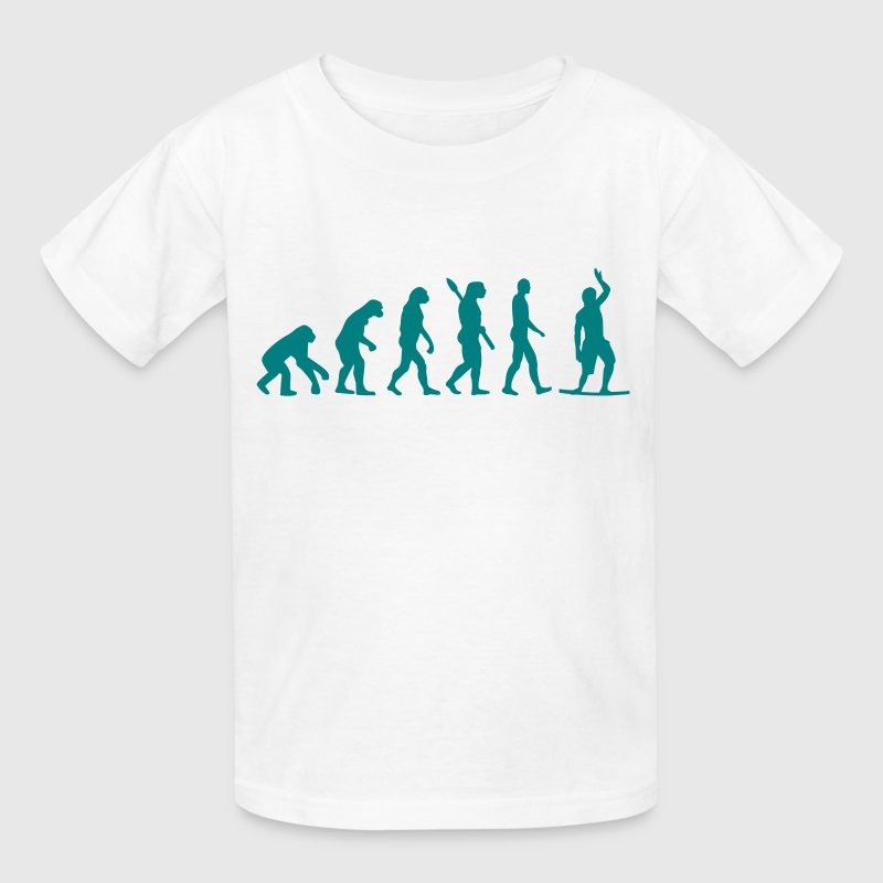 Evolution Slackline Kids' Shirts - Kids' T-Shirt