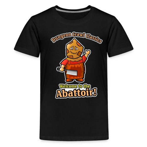 Welcome to the Abattoir! - Kids' Premium T-Shirt