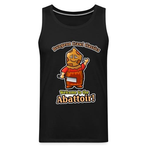 Welcome to the Abattoir! - Men's Premium Tank