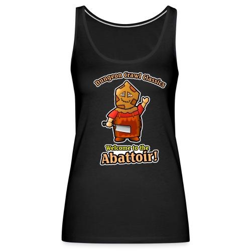 Welcome to the Abattoir! - Women's Premium Tank Top