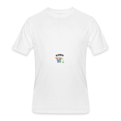 funny fantasy comic science rogue nasa resist scientist - Men's 50/50 T-Shirt