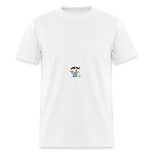 funny fantasy comic science rogue nasa resist scientist - Men's T-Shirt