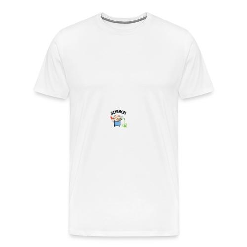 funny fantasy comic science rogue nasa resist scientist - Men's Premium T-Shirt