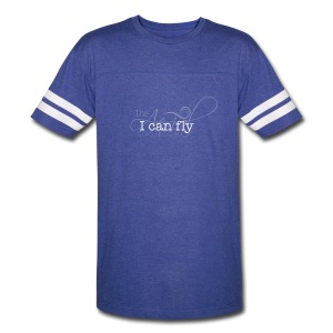 I can fly t-shirt - Vintage Sport T-Shirt