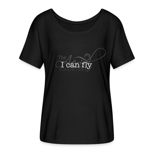 I can fly t-shirt - Women's Flowy T-Shirt