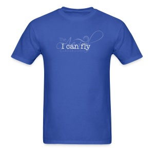 I can fly t-shirt - Men's T-Shirt