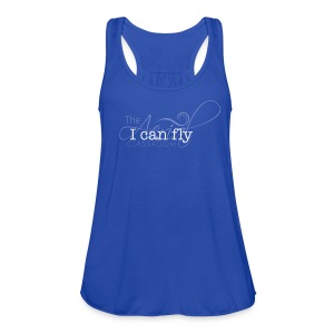 I can fly t-shirt - Women's Flowy Tank Top by Bella