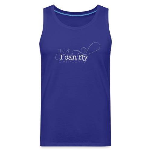 I can fly t-shirt - Men's Premium Tank