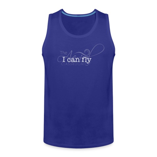 I can fly t-shirt - Men's Premium Tank