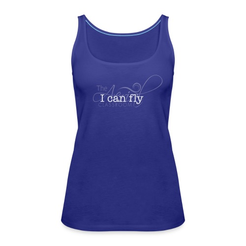 I can fly t-shirt - Women's Premium Tank Top