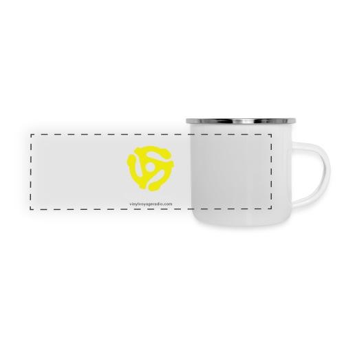 Original Fidget Spinner-White Lettering - Panoramic Camper Mug