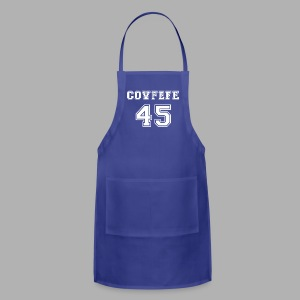 Covfefe 45 sports jersey - Adjustable Apron