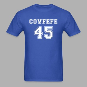 Covfefe 45 sports jersey - Men's T-Shirt