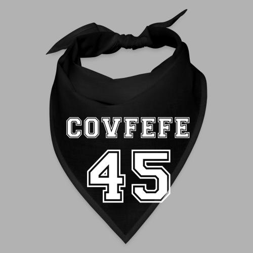 Covfefe 45 sports jersey - Bandana