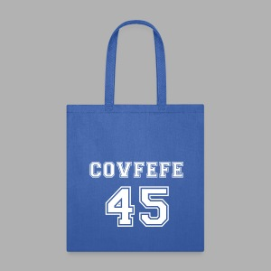 Covfefe 45 sports jersey - Tote Bag