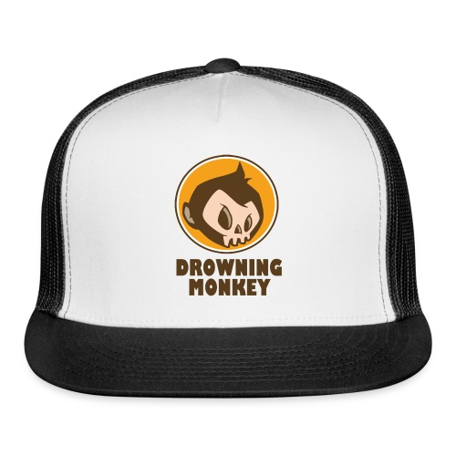 Drowning Monkey  - Trucker Cap
