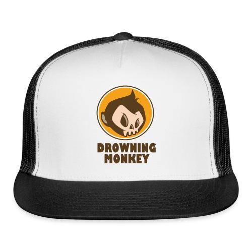 Drowning Monkey  - Trucker Cap