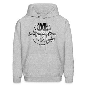 Silver Mustang Casino - Mr. Jackpots - Men's Hoodie