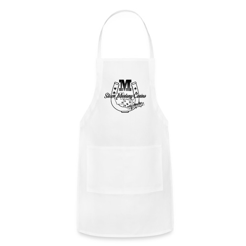 Silver Mustang Casino - Mr. Jackpots - Adjustable Apron