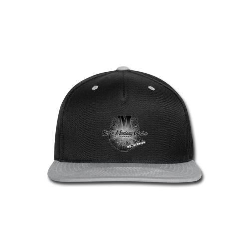 Silver Mustang Casino - Mr. Jackpots - Snap-back Baseball Cap