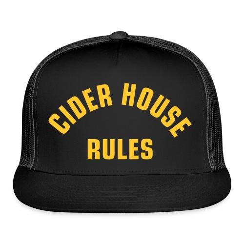 Cider House Rules (Monster Squad) - Trucker Cap