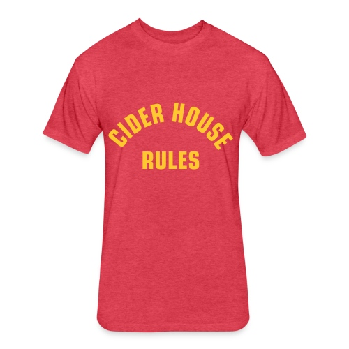 Cider House Rules (Monster Squad) - Fitted Cotton/Poly T-Shirt by Next Level
