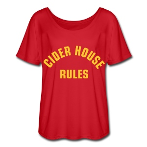 Cider House Rules (Monster Squad) - Women's Flowy T-Shirt