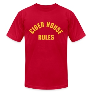 Cider House Rules (Monster Squad) - Men's T-Shirt by American Apparel