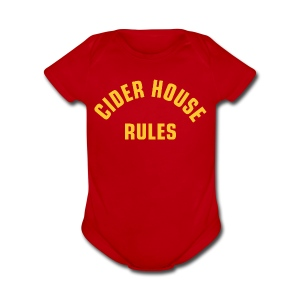 Cider House Rules (Monster Squad) - Short Sleeve Baby Bodysuit