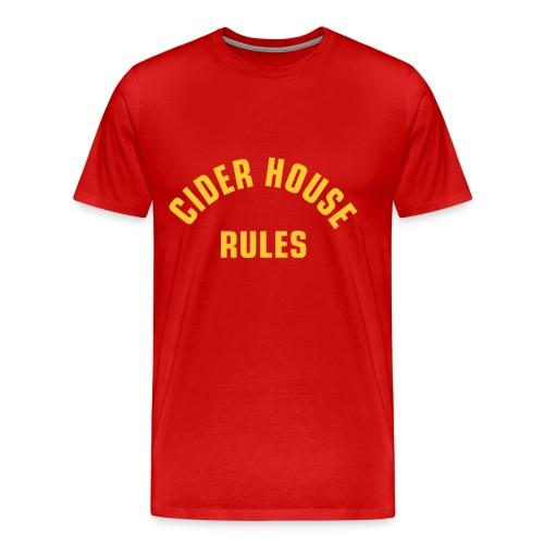 Cider House Rules (Monster Squad) - Men's Premium T-Shirt